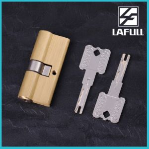 70mm Secureity Level C High Quality Brass Door Lock Cylinder pictures & photos