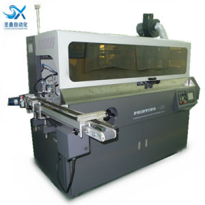 Automatic Baby Bottle Single Color Bottle Printing Equipment with UV Curing pictures & photos