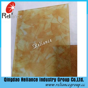 6.38mm-12.38mm Clear Laminated Glass / PVB Glass /Layered Glass pictures & photos