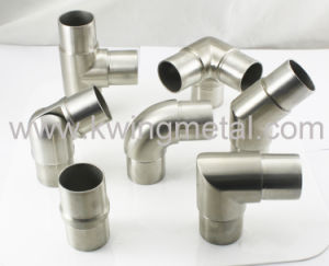 Stainless Steel Handrail Flange Round Flange Mounting Round Base pictures & photos