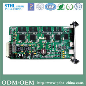 China Professional Fr-4 OEM Electronic PCBA for Set Top Box pictures & photos