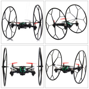 141116V-RC Quadcopter with 0.3MP Camera 2.4G 4CH Remote Control Airphibian Model pictures & photos