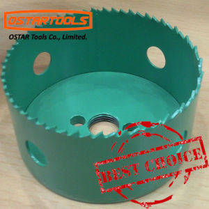 High Quality Bimetal Hole Saw pictures & photos
