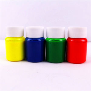Brilliant Fluorescent Pigment Color for Garments Printing