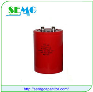 Factory Sales Fan Electric Capacitor 6600UF 250V RoHS-Compatible pictures & photos