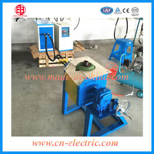 3kg Iron Induction Melting Furnace pictures & photos