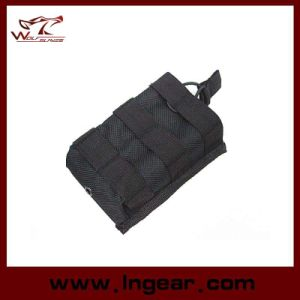 Military Walkie Talkie Bag Single Magazine Pouch for Tactical Mag Bag pictures & photos
