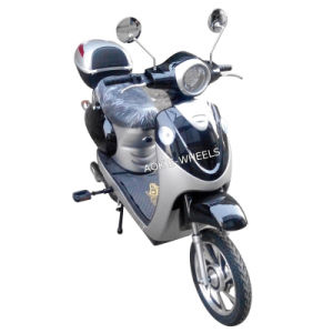 Hot Selling 200W~500W Electric Bike with Pedal pictures & photos