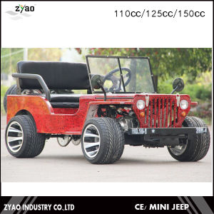 Ce Mini Jeep for Sale Small Amy Jeep for Kids pictures & photos