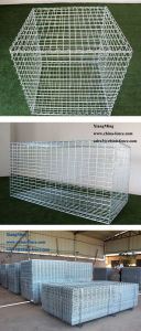 Hot Dipped Galvanized Gabion Box Stone Iron Box Stone Cage pictures & photos