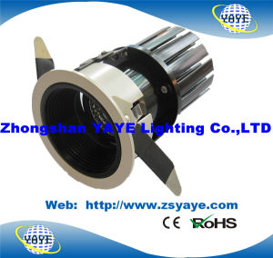 Yaye High Quality 12W Dimmable LED Down Light with Ce RoHS / COB LED Downlight Dimmable 12W pictures & photos