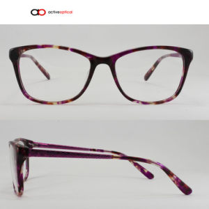 2015 Fashionable Manufacturers Acetate Optical Frame(M15135