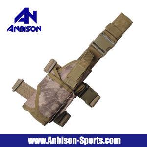 Anbison-Sports Tactical Tornado Drop Leg Thigh Pistol Rh Holster pictures & photos