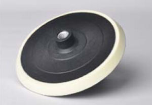 7in Buffing Pad with Thread M14 M16 or 5/8`` pictures & photos