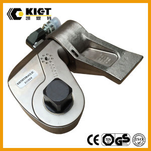 Kiet Brand Steel Square Drive Hydraulic Torque Wrench pictures & photos