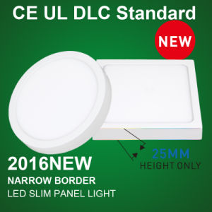60W Surface Mounted Round LED Panel Light pictures & photos