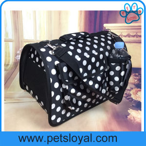 Pet Product Bag Cage Satin Pet Crate Dog Cat Carrier pictures & photos