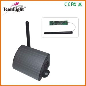 2.4G Wireless DMX512 Controller for Stage (ICON-G011) pictures & photos