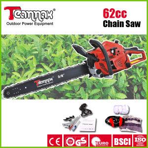 62cc Gasoline Chain Saw with CE, GS, EU2 pictures & photos