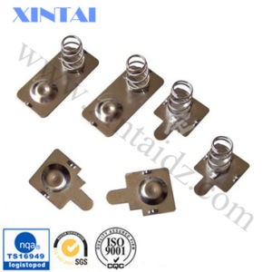 Battery Electric Contact Plate Compression Springs pictures & photos