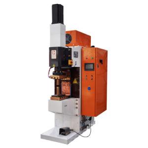 Heron 10000j Servo Pressurize Medium-Voltage Capacitor Discharge Welding Machine pictures & photos