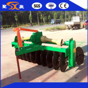 Tractor 10-Discs Farm Driven Disc Plough for Paddy Field pictures & photos