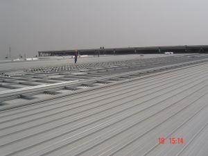 Aluminium Standing Seam Roof Panel pictures & photos