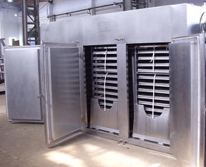304 Stainless Steel 96 Trayers Industrial Heat Circulation Hot Air Drying Oven in Food and Pharmaceutical Industry pictures & photos