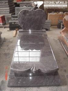 Poland Style Gravestone, Poland Style Headstone, Poland Tombstone pictures & photos