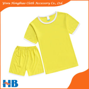 Childrens T-Shirt and Pants Children Clothing Sets
