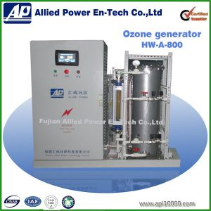 800g/H Corona Discharge Ozone Generator for Textile Wastewater pictures & photos
