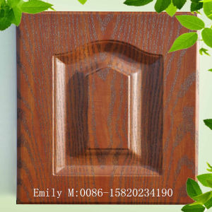 21mm PVC Door for Kitchen Cabinet Door (ZH-P022) pictures & photos