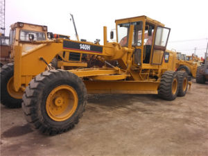 Used Cat 140h Grader (caterpillar motor grader 140H, 140G, 14G) pictures & photos