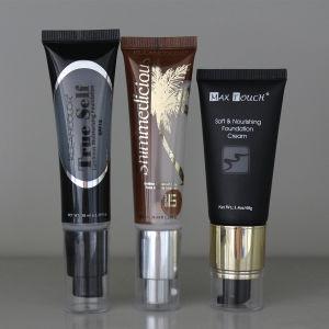 40g Cosmetic Pump Tube for Bb Cream, Pump Packaging Tube pictures & photos