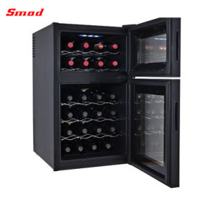 12 Bottles Portable Home Ues Thermoelectric Wine Chiller pictures & photos