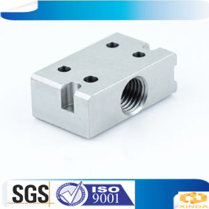 Custom High Precision CNC Machining Steel Parts