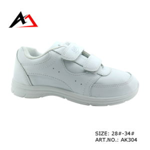 Injection Shoes Cheap Casual Footwearfor Children (AK304) pictures & photos
