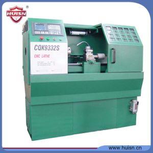 Precision Simens Mini CNC Lathe Cqk9332s pictures & photos