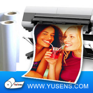 Wide Format Glossy Inkjet Photo Paper in Roll pictures & photos