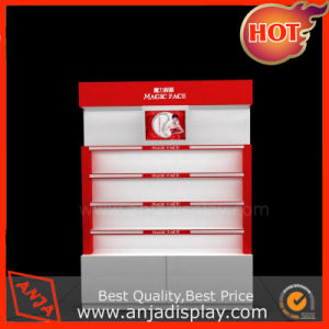 Cosmetic Showcase Cosmetic Shelving Rack pictures & photos