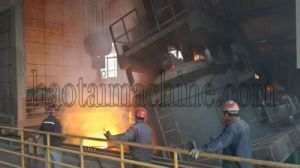 Steel Scrap Making Plant Melting Electric Arc Furnace with Ce and ISO pictures & photos