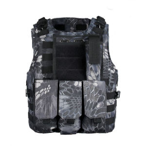 Outdoor Amphibious Tactical Vest Specter for Hunting Cl4-0022 pictures & photos