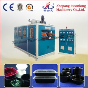 Moon Cake Plastic Tray Thermoforming Machine pictures & photos
