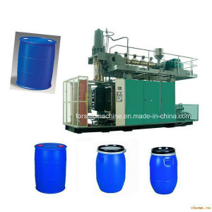 Plastic Automatic Jerrycan Extrusion Blow Molding Machine pictures & photos