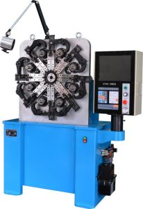 2016 CNC Spring Forming Machinery (GT-SF-20B) pictures & photos