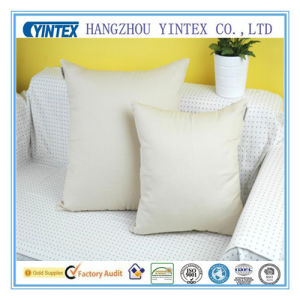 Cheap White 15D Recycle Hollow Fiber Filling Pillow pictures & photos