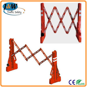 Top Quality Extensible Plastic Road Safety Barrier for Traffic pictures & photos