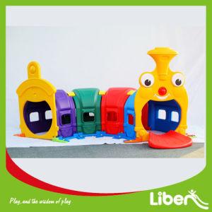 Plastic Kids Indoor Slides Playground pictures & photos