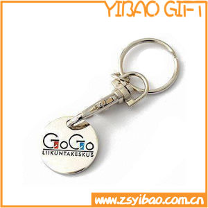 Enamel Tolley Coin Keychain for Advertising/Promotional Gifts (YB-k-034) pictures & photos