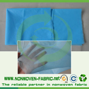 Disposable Hospital Using Nonwoven Sheet pictures & photos